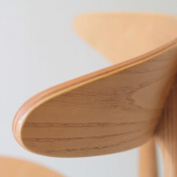 北欧系の木製チェア