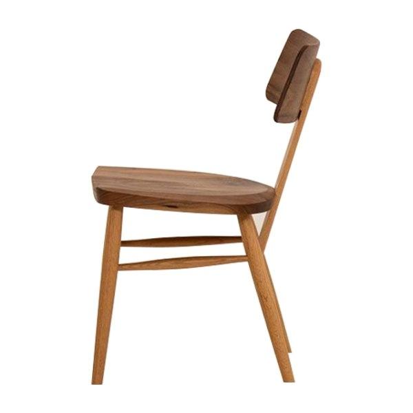 MUSHROOM Chair 木製ダイニングチェア