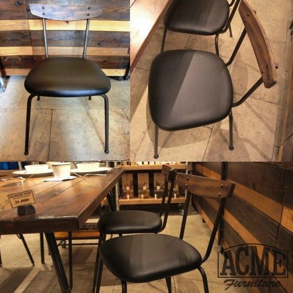 ACME Furniture アクメファニチャーのヴィンテージ系チェア