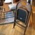折りたたみ椅子のアクメファニチャーカルバーチェア