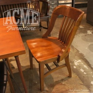 ACME FURNITURE BANK CHAIR