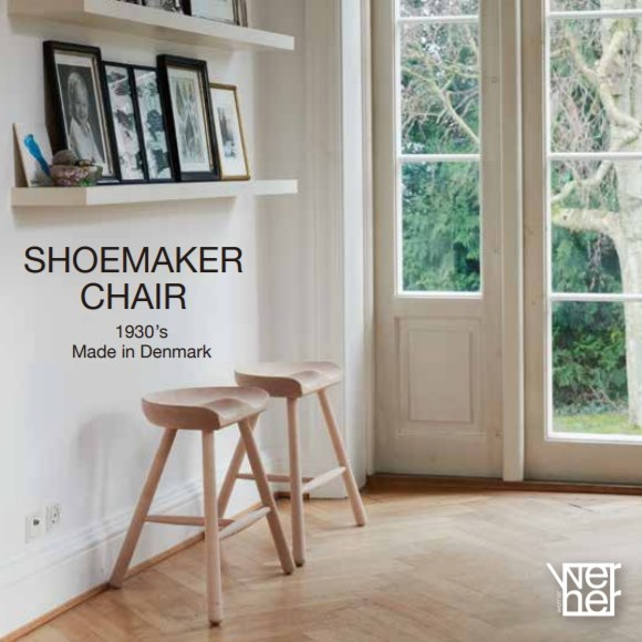 WERNER社 ShoemakerChair NO49