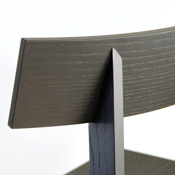 チェロ椅子 ハーフチェアの背板
