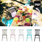 ZAGO OSLO ダイニングチェア