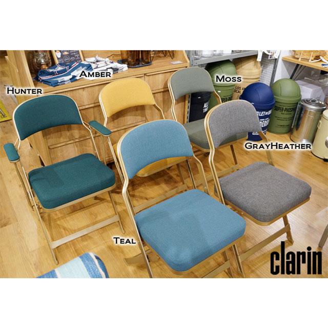CLARIN(クラリン) フルクッション フォールディングチェア