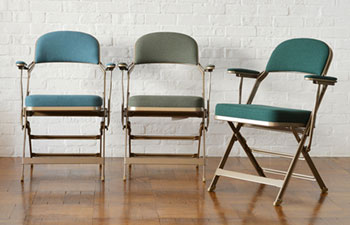 CLARIN FOLDING CHAIR WITH ARM