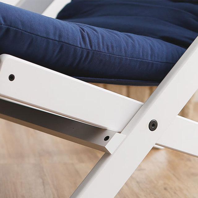 デンマークのくつろぎ椅子