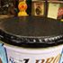 ガルフ・オイル缶スツールの蓋