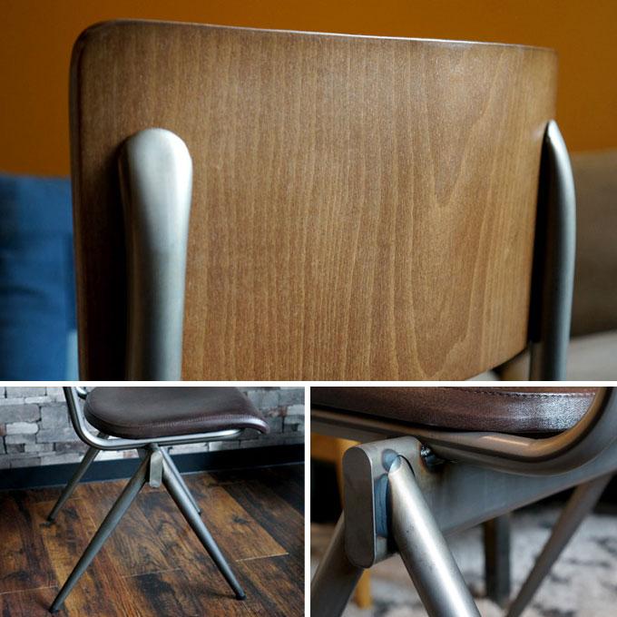 おしゃれな学校の椅子