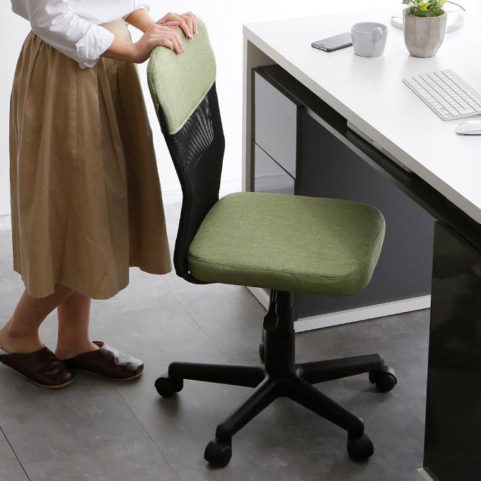 オフィスで使う椅子