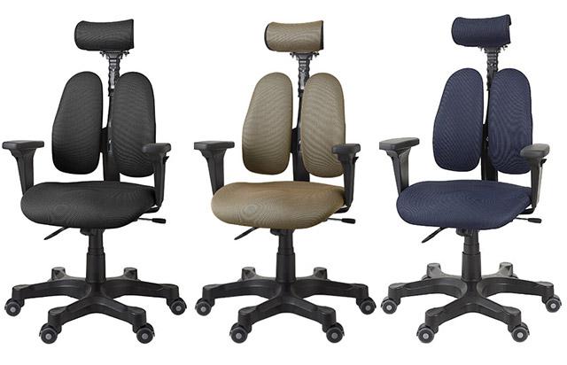 人間工学椅子 DUOREST (デュオレスト)