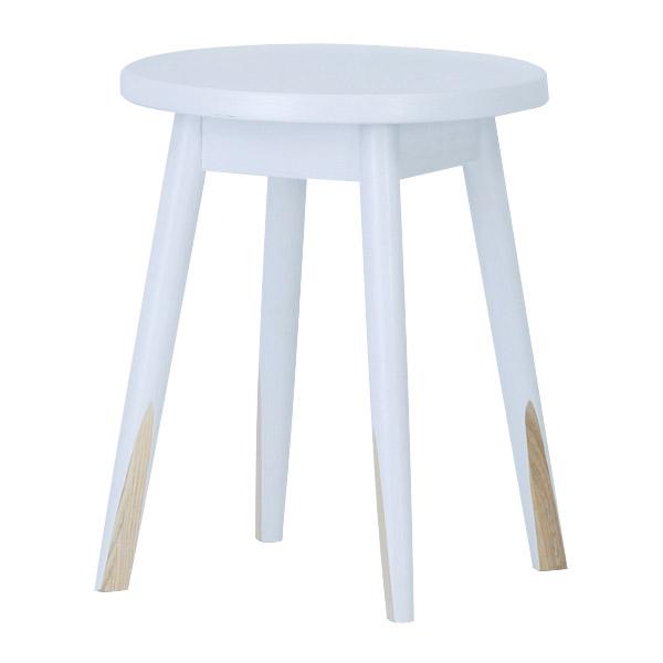 PENCIL STOOL ホワイト