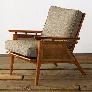 ACME Furniture WICKER LOUNGE CHAIR