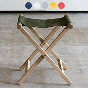 杉工場の折りたたみ椅子