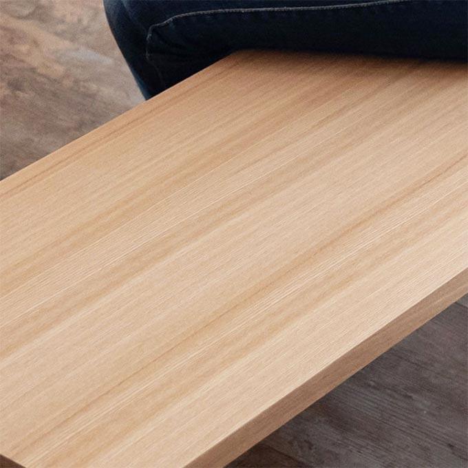 幅120cmの座面が広いおしゃれな木製ベンチ